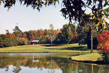 Golf facilities at Ringgold Golf Club